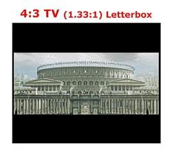 Bildformate - Letterbox
