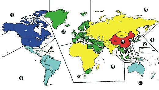 Grundlagen - Regional Code