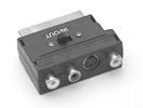 Verbindungen - SCART Video S-Video und Audio Adapter