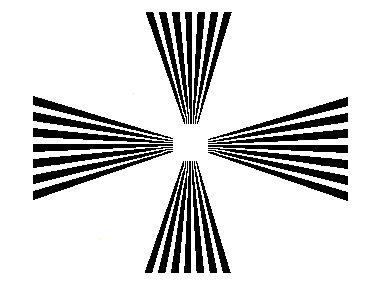 Testbild Auflösung